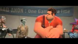 Raubíř Ralf (Wreck It Ralph) - český trailer