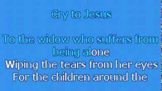 Karaoke - Cry Out to Jesus