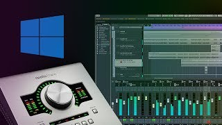 Using Apollo Twin USB with Steinberg Cubase (Full Version)