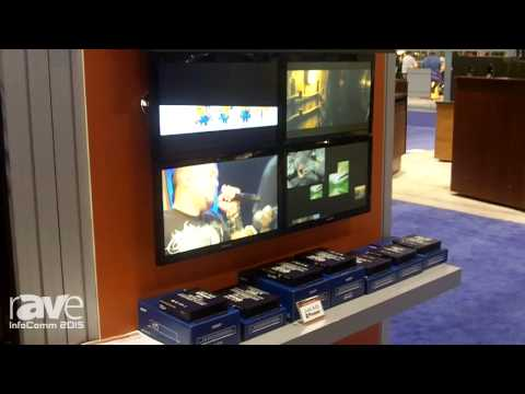 InfoComm 2015: BTX Technologies Discusses Just Add Power System