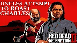 Uncle wishes Charles opens up to him | Red Dead Redemption 2 Video