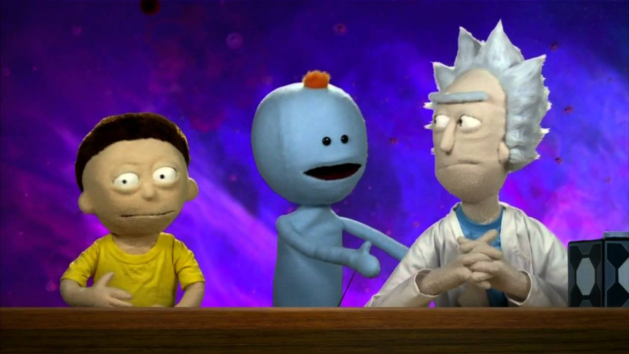 Download Rick and Morty Adult Swim Season 1 Blu-ray Promo