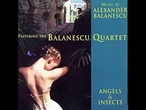 Alexander Balanescu / Balanescu Quartet - Hunt