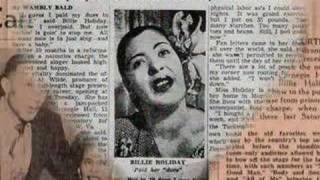 Billie Holiday - Maybe You