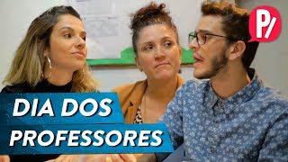 DIA DOS PROFESSORES   PARAFERNALHA