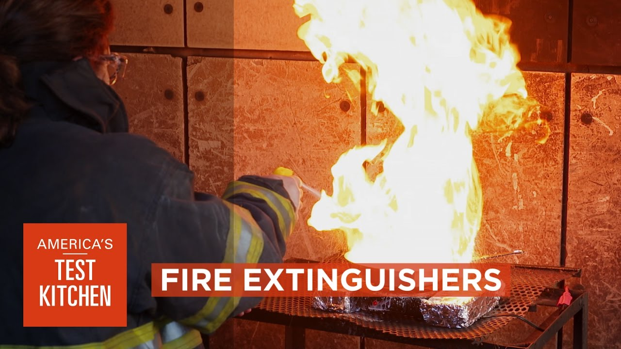 Equipment Review Best Fire Extinguishers For Home Kitchens Our Winner Kidde Recall Update