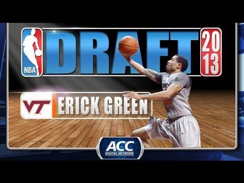 Erick Green Selected 46th By Utah Jazz | ACCDigitalNetwork