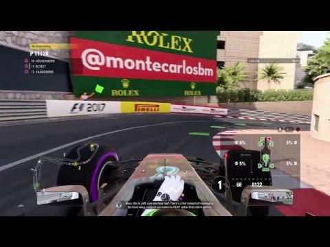 Blye vs Emerson F1 live   Monaco