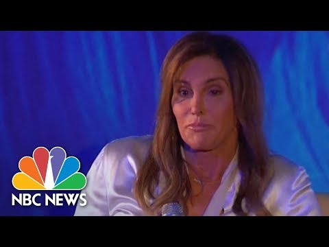 'Very, Very Disappointing': Caitlyn Jenner Weighs In On Donald Trump's Transgender Ban | NBC News