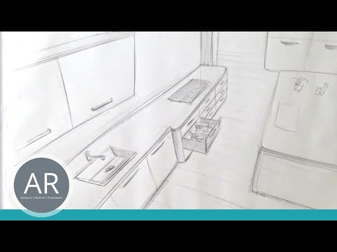 zeichnen lernen akadmie ruhr tutorials perspektiv doovi. Black Bedroom Furniture Sets. Home Design Ideas