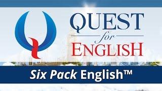 Six Pack English - jak nauczyć się mówić po angielsku w 3 miesiące - Quest for English.mp3