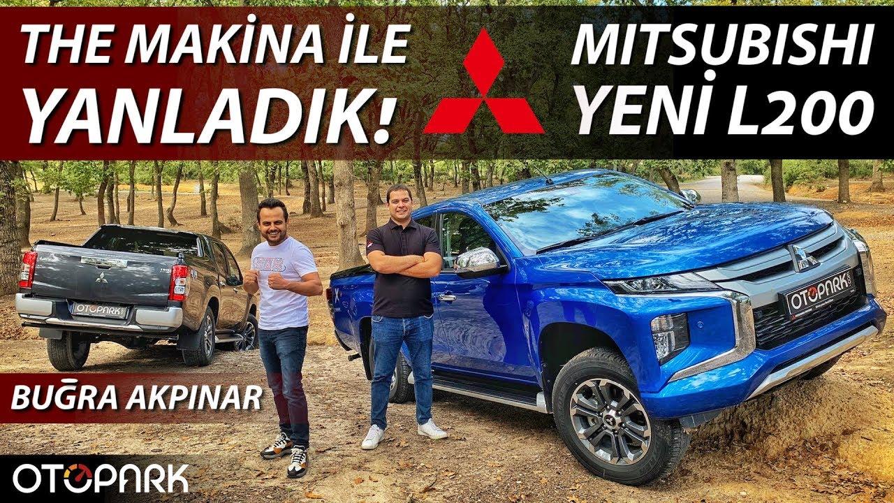 Yeni Mitsubishi L200  | The Makina-Buğra Akpınar ile TEST ettik!
