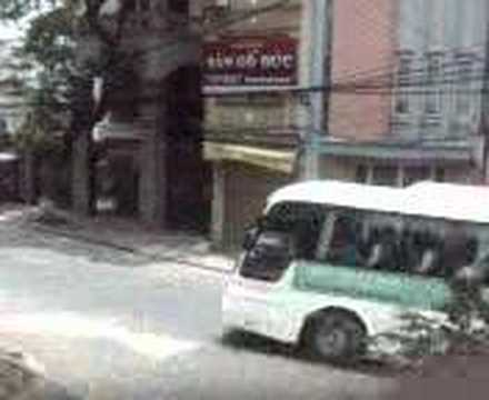 Pho Hoang Hoa Tham cat pho Van Cao mua he 2007
