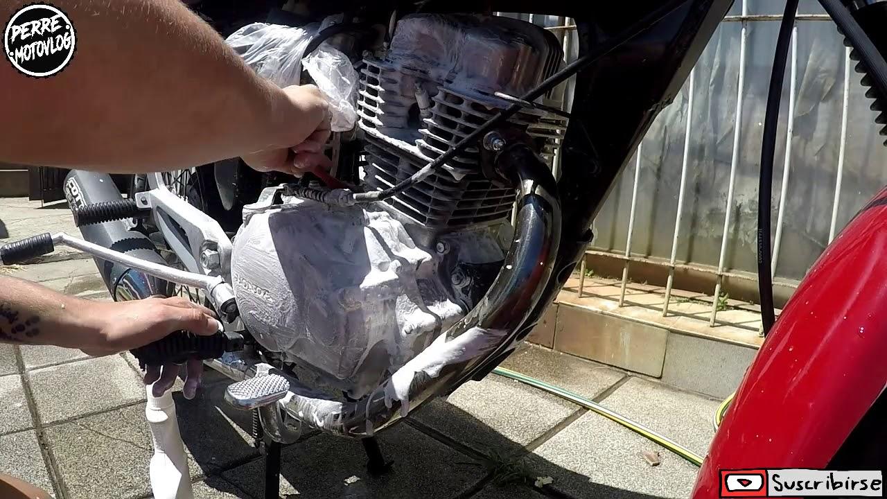 como brillar mi moto