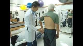 TERAPIA MANUAL LOMBALGIA (Maitland, Miofascial, Tração..) Clínica de Fisioterapia Dr. Robson Sitta