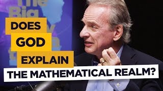 Does God explain the mathematical realm? William Lane Craig vs Sir Roger Penrose