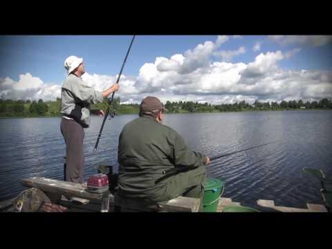 рыбалка зимняя-озеро волго