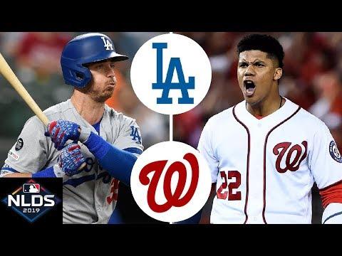 Los Angeles Dodgers vs. Washington Nationals Highlights | NLDS Game 3 (2019)