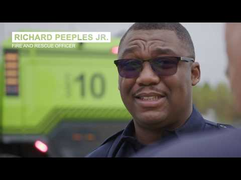 Volvo Penta – Mighty Jobs – Powering a ferocious fire fighter