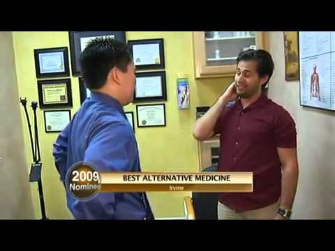 Irvine Chiropractor on Best of LA TV 2009 Best Alternative Medicine 949 679 7676