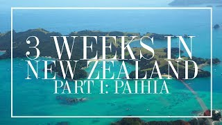 3 Weeks in NZ Part I: Paihia | The Book Castle | 2019