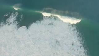 Kohala Coast Waves -- 1/20/17 (Drone)