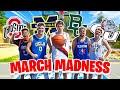 1 v 1 Basketball March Madness Tournament
