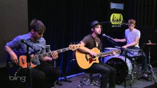 Foster The People - Houdini (Live in the Bing Lounge)