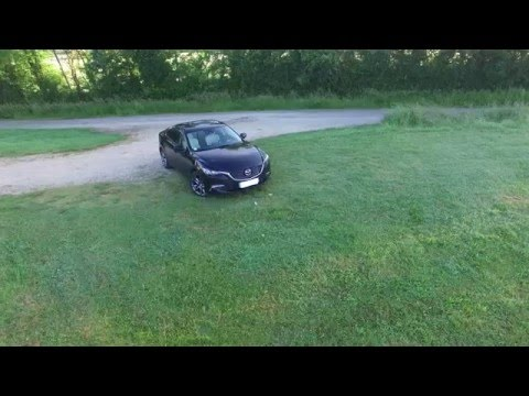 Mazda6 2016 - One of the most beautiful segment D car (drone footage)