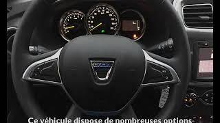 Dacia sandero occasion visible à Dijon présentée par Vpn dijon - easy auto