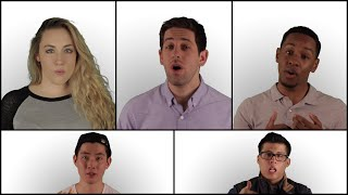Blank Space - Taylor Swift Cover (A Cappella) - Backtrack feat. Dominique Roberts