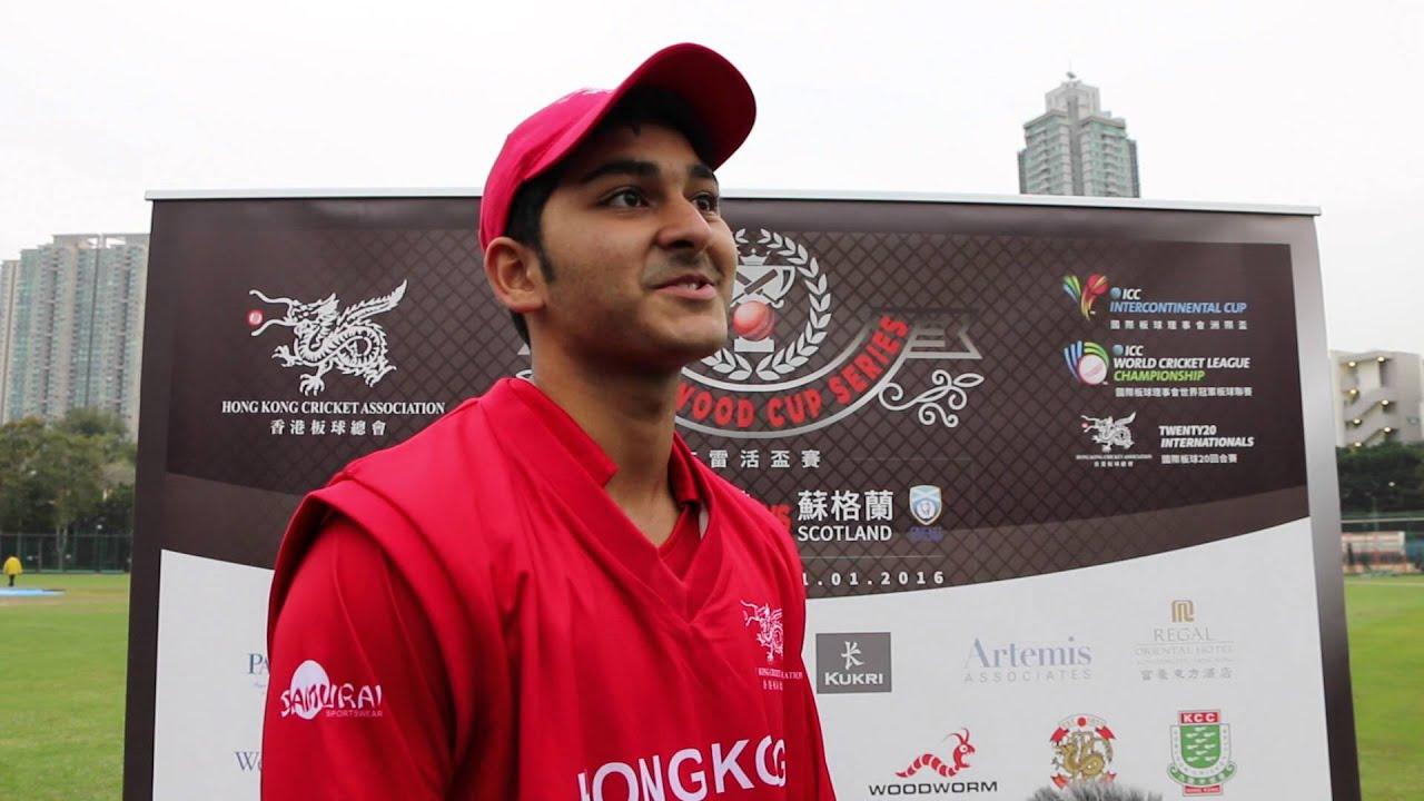 Anshuman Rath makes ODI best 97 - YouTube