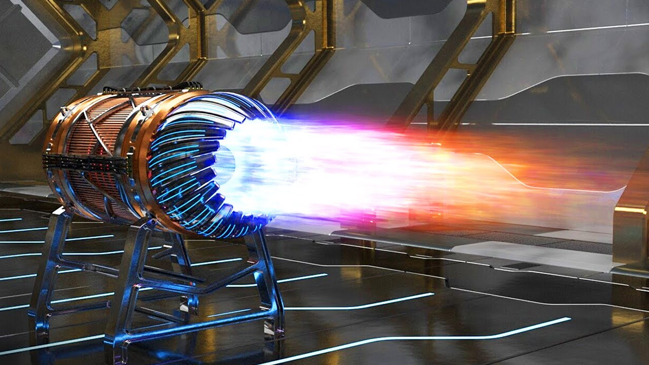 Electric Plasma Jet Engine : The Future of Aircrafts