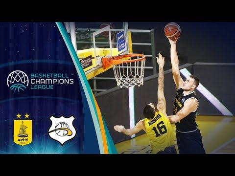 Aris v Oostende - Highlights - Basketball Champions League 2017-18