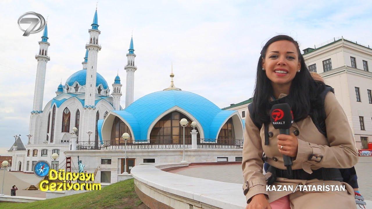 Dünyayı Geziyorum - Kazan/Tataristan