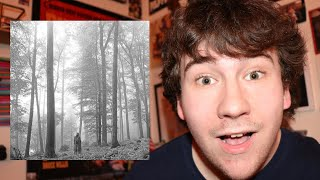 Taylor Swift: folklore - REACTION/REVIEW!!!