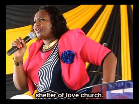 Alters by pastor Dr Jane Kimani