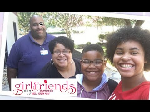 Episode 1: Homeschooling is a journey not a race with Angel Batson