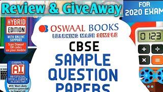 Oswal sample paper for standard mathematics || CBSE CLASS 10 standard mathematics 2020