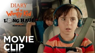 "Diary of a Wimpy Kid: The Long Haul | ""No Devices"" Clip [HD] 