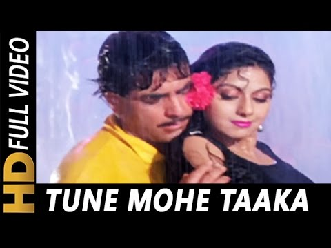 Tune Mohe Taaka Maine | Nitin Mukesh, Asha Bhosle | Sone Pe Suhaaga 1988 Songs | Jeetendra, Sridevi