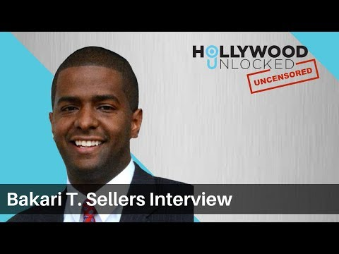 Bakari T. Sellers Talks Being Hilary Clinton's 'Homie' on Hollywood Unlocked [UNCENSORED]