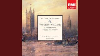 A London Symphony [No. 2] (2005 Remastered Version) : III. Scherzo (Nocturne) : Allegro vivace