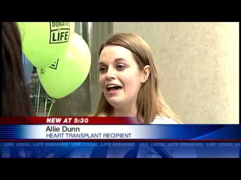 Jewish Hospital shares stories to encourage organ donation