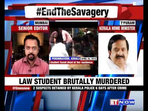 Dalit Law Student Raped & Murdered - Intestines Pulled Out