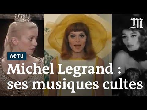 Michel Legrand en six musiques de film inoubliables