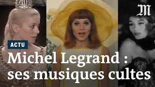 Michel Legrand en 6 musiques de film cultes