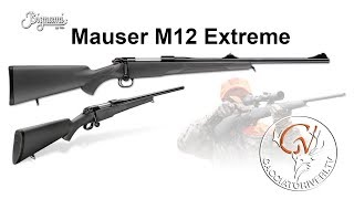 Video Test a caccia: Mauser M12 Extreme 30-06 - Zeiss Terra - RWS Speed Tip download MP3, 3GP, MP4, WEBM, AVI, FLV Juni 2018