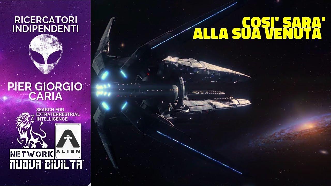 Pier Giorgio Caria - Così Sarà Alla Sua Venuta