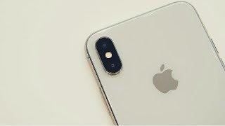 iPhone X - GOOD NEWS